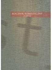 Rocznik Tomistyczny 3 (2014)